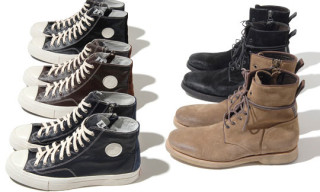 Sophnet Fall/Winter 2009 Footwear Collaborations | Visvim, Danner, Paraboot, Buttero