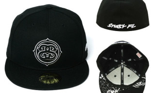 Stussy x Futura Laboratories New Era Cap And Crank Messenger Bags