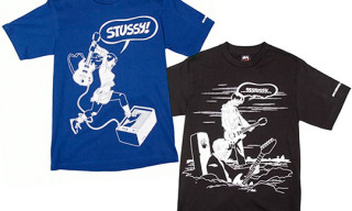 Stussy x Xaime Hernandez T-Shirts
