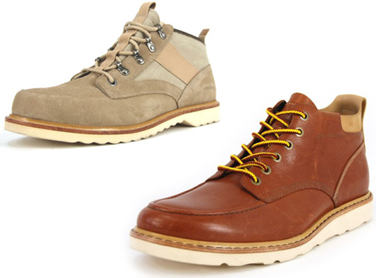Timberland Abington Fall 2009 Collection | Chukka, Desert Boot | Highsnobiety