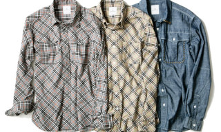 uniform experiment Fall/Winter 2009 Button Down Shirts