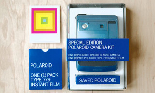 Urban Outfitters x The Impossible Project Polaroid Kit