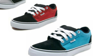 Vans Fall 2009 Chukka Low