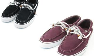 Vans Fall 2009 Zapato del Barco
