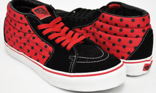 Vans Fall/Winter 2009 Sk8 Mid Polka Dot