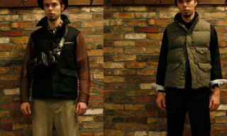 Waste(twice) Fall/Winter 2009 Collection Lookbook