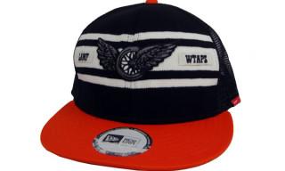 WTAPS x New Era Militia Cap