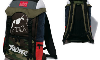 XLarge x Manhattan Portage Backpack