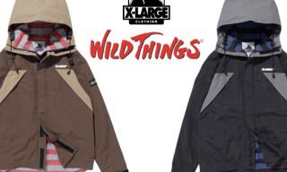 XLarge x Wild Things Fall 2009 Classic Mountain Parka