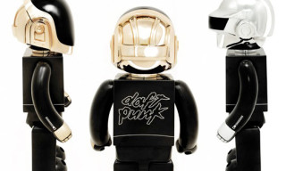 Daft Punk x Silly Thing 1000% Kubrick | Release Info