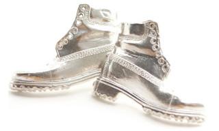 Gabriel Urist Work Boot Cufflinks