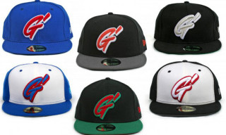 Goodfoot Fall 2009 New Era Caps