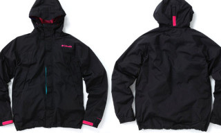 Kinetics x Columbia x Bearbrick Brody Jacket