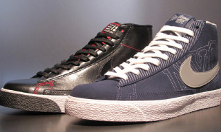 "Nike Blazer High Premium ""312 Chi City"" & ""Big Homie NYC"""