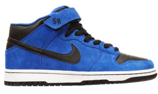 Nike SB October 2009 Releases | Dunk Mid, Classic SB, P-Rod 3