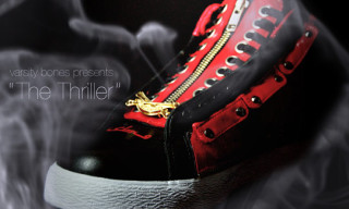 SBTG Varsity Bones | BRMC Dunk Hi & Thriller Blazer