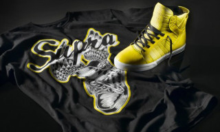 "Karmaloop x Supra ""Holy Bananas"" Skytop 