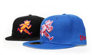 Wish x Play Cloths New Era Cap & Sharpie