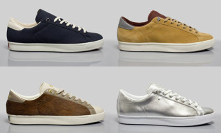 adidas Originals Rod Laver Series Drop 2 | Solebox, D-Mop, Wood Wood, Goodfoot, CLOT
