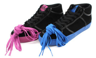 Alife Fall 2009 Everbody Mid Black Suede