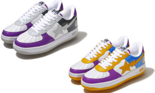 Bape Store Color Bapesta Release – NY and LA