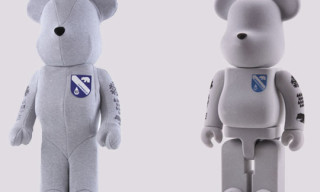 Medicom x Loopwheeler Bearbrick Set | 1000%, 400%, 100%