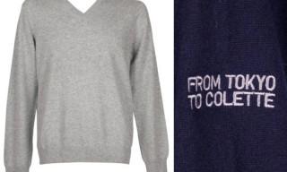colette x Uniqlo Knitwear