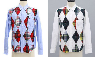 Comme des Garcons Homme Fall/Winter 2009 Shirts