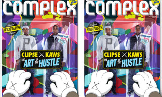 Clipse x Kaws | Complex October/November 2009 Issue