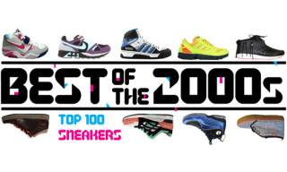 Complex's Top 100 Sneakers of the 2000's