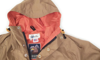 Crescent Down Works for DQM | Montagne Parka