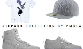 DC Life x Sixpack Collection by PMKFA Spring 2010