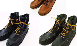 Deluxe x Russel Moccasin Boots