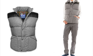 Penfield x Edifice Japan 15th Anniversary Down Vest