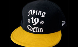 Flying Coffin Holiday 2009 New Era Preview