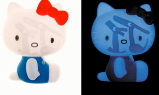 Hello Kitty x Caperino & Peperone Figure by Medicom Toy