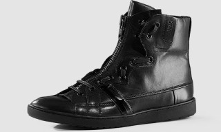 Hugo by Hugo Boss High Top Zip Sneaker