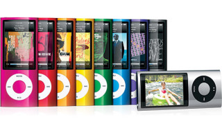 Apple iPod nano With Built-in Video Camera