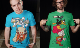 Johnny Cupcakes x Looney Tunes T-Shirts | A Full Look