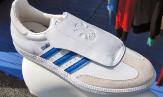 adidas Originals x Kalavinka Bikes | Samba and Fixed Gear Bike