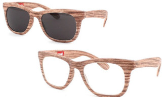 manik Wood Sunglasses