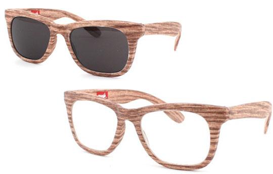 manik Wood Sunglasses
