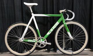 Mash SF x Cinelli 2010 Bike Preview