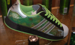 Green Label Art by Mountain Dew | adidas Superstar, G-Shock, New Era, WeSC