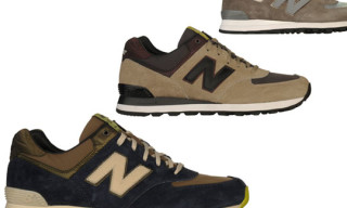 New Balance Fall 2009 DDC 574 Pack