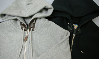 NEXUSVII® x Loopwheeler Hoodies And Wallets
