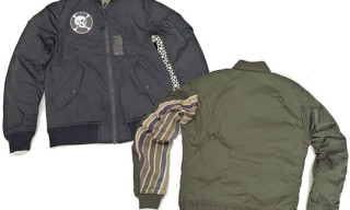 G1950 x NEXUSVII® x Resonate Flight Jacket