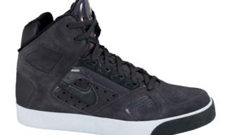 Nike Holiday 2009 Auto Flight High Le Anthracite