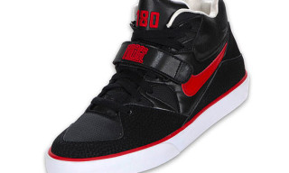 Nike Auto Force 180 Black/Red