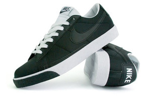 Nike Blazer Low Black Nylon